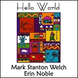 Hello World CD. Click for samples and ordering information.