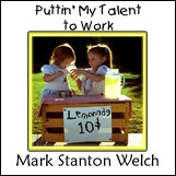 Puttin' My Talent to Work CD. Click for samples and ordering information.