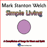 Simple Living CD. Click for samples and ordering information.